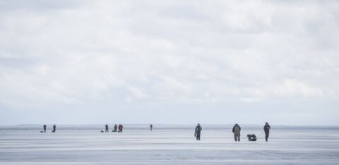 С сегодняшнего дня запрещен выход на лед водоемов