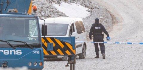 FOTOD | Politsei kehtestas Sõnajalgade Aidu tuulepargis viibimise keelu ja piiras ala sisse