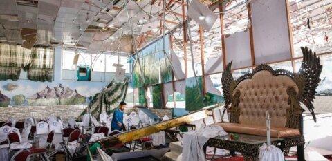 ФОТО | Террорист-смертник взорвал себя на свадьбе в Кабуле: погибли 63 человека, более 180 получили ранения