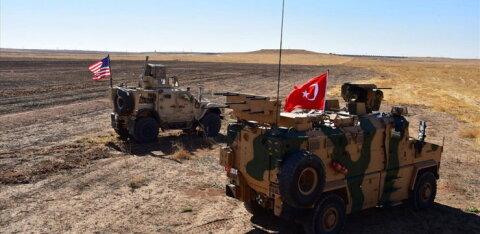 Войска США попали под турецкий обстрел в Сирии