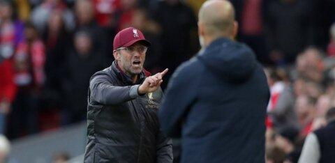 Jürgen Klopp Manchester City pääsemisest: see polnud jalgpalli jaoks hea päev