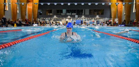 Eneli Jefimova pöörane kuu basseinis: 18 kuldmedalit, 10 Eesti rekordit, Euroopa U14 tipptulemused