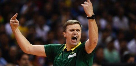 FIBA ja vilemehed muutsid korvpallipeo farsiks