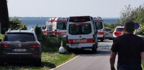 Детский день рождения закончился спасательной операцией. Подробности SUPер-праздника в Виймси