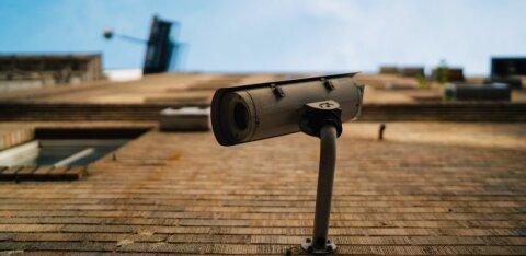 PINGERIDA | Suur Vend ja meie: vaata, millistes maailma linnades inimesi enim jälgitakse