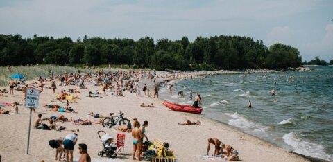Selle suve viimased soojad päevad: nädalavahetus toob kuni 28 kraadi kuuma