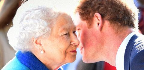 Värske info: kuninganna Elizabeth kinnitas Harryle, et nad võivad Meghaniga iga kell kuninglikku ellu naasta