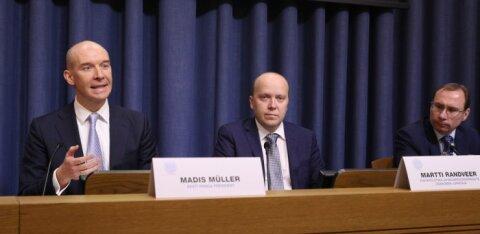 Pensionireformi mõjud: Eesti majandusele ehitatakse peale tugev klaaslagi