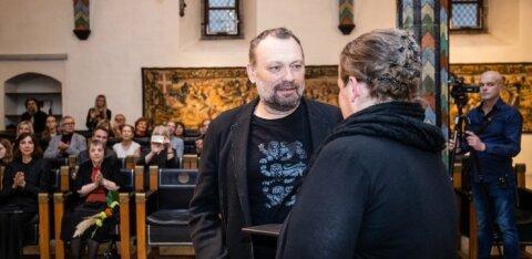 FOTOD | Tallinna Raekojas anti üle Kristjan Raua nimelised preemiad