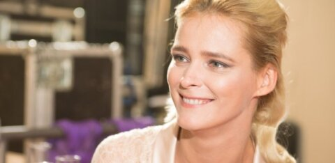 ФОТО | Сладкая парочка! Эстонская супермодель Кармен Касс вышла в свет в компании бизнесмена