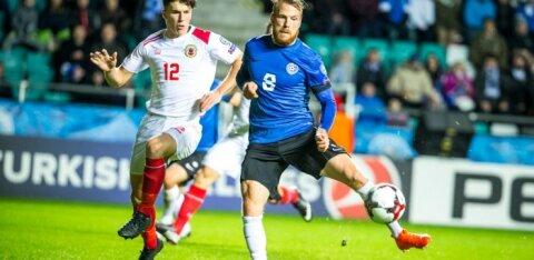 СЕГОДНЯ: Сборная Эстонии сыграет с Гибралтаром. Кто победит?