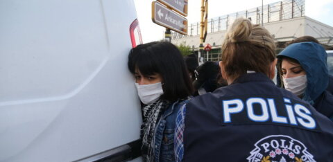 В Стамбуле мужчина с ножом напал на трех россиян