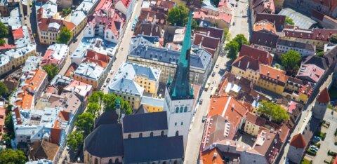 Мустамяэ — студентам, Ласнамяэ — рабочим. В каком районе Таллинна проживает больше всего приезжих?