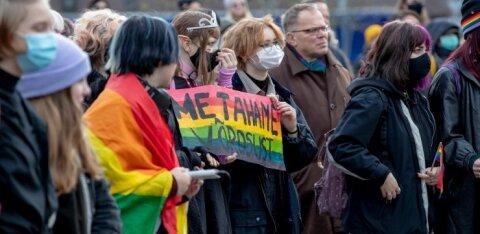 LGBT ühingu avalik kiri peaministrile: sinu jaoks on kriis läbi, aga meie elame selles iga päev, kuni võimul on valitsus, kes võtab meilt kodus turvatunde