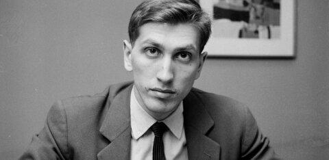 Советский разведчик назвал причину поражения Спасского в матче с Фишером