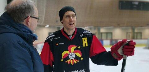 Хоккеист Марко Антила для RusDelfi: Возможно, однажды женщина возглавит не только Финляндию, но и сборную страны