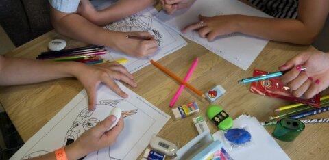 МВД: дети иммигрантов имеют право на образование в Эстонии даже без вида на жительство