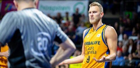VIDEO | Võimas! Gran Canaria ja Siim-Sander Vene tegid Olympiakosega, mis ise tahtsid