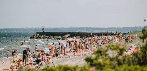 VIDEO | Kuumad ilmad: juuni oli Eestis keskmisest märgatavalt soojem! Kas rannarõõme saab taas nautida alles kuu lõpus?