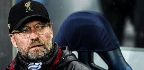 Jürgen Klopp: tundsin südamest Manchester Cityle kaasa