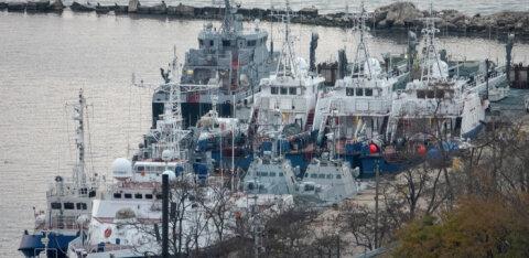 Дата назначена: Россия возвращает Украине захваченные в Черном море корабли