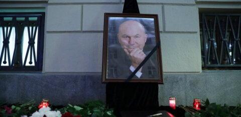 Стало известно, рядом с кем похоронят Лужкова