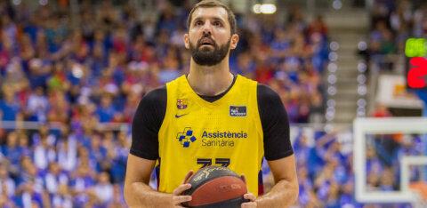 Euroopa kalleim korvpallur pikendas koduklubiga lepingut 2025. aastani