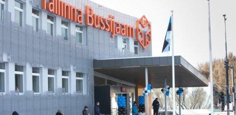 На автовокзале в Таллинне нашли труп 36-летней женщины