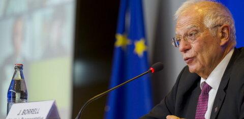 Глава дипломатии ЕС назвал слова Эрдогана о Макроне неприемлемыми