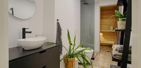 ФОТО | ТОП-3 квартир класса люкс с баней, которая поможет вам согреться хмурыми осенними вечерами