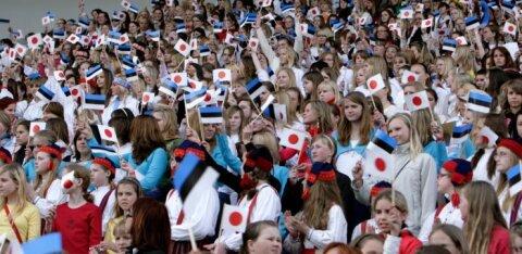 Kas Eesti noored hakkavad nüüd massiliselt Jaapanisse minema? Võimalus on antud