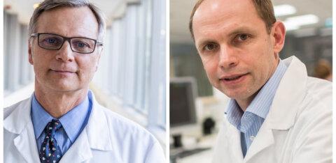 Hädaolukorra staapide juhid Talving ja Starkopf: palun vähendage kontakte, kandke maske, et saaksime plaanilist ravi jätkata