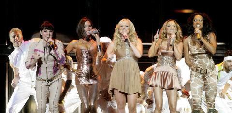 Fännid pettunud, elamus rikutud: paljud lahkusid Spice Girlsi taasühinemis<em>show</em>lt enne lõppu