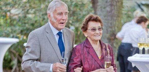 70. pulma-aastapäeva tähistav Uno Loop: Aino mind enam ei vaata ja mina teda samuti — mis me ikka vahime teineteist!