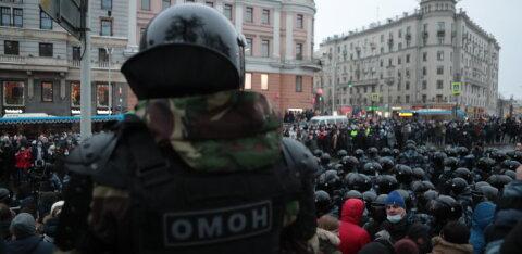 """""""Моя Россия сидит в тюрьме"""". Как прошли акции сторонников Навального в регионах"""