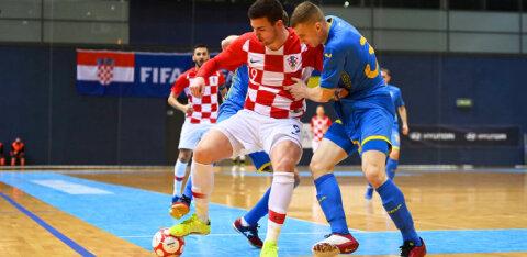 Квалификация ЕВРО-22 по футзалу: есть сюрпризы!