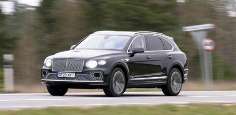 VIDEO | Proovisõit: Bentley Bentayga – suurte luksusdžiipide teerajaja uuel ringil