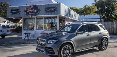 PROOVISÕIT | Mercedes-Benz GLE - ideaalne linnamaastur