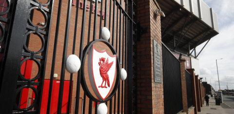 Hiigelsuurt kasumit teeniv Liverpool saatis töötajad valitsuse raha eest sundpuhkusele