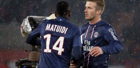 Beckham toob oma klubisse Juventuse põhimehe