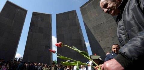 Eesti ei julge armeenlaste genotsiidi tunnistada: riigikogu ei tea, kas massiline tapmine oli ikka genotsiid