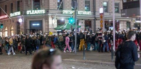 Uus suund: Eesti ettevõtted laienevad riburada Helsingisse