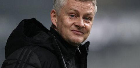 Solskjaer: Unitedi ja Milani mäng tundub Meistrite liiga <em>play-off</em>ina