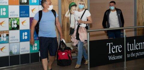 Внимание, путешественники: с сегодняшнего дня самоизоляция требуется приехавшим в Эстонию из 15 стран Европы