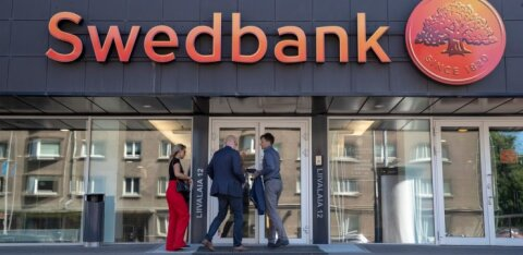 Swedbank не передумал: контора на Паэ останется закрытой, несмотря на протест жителей и управы Ласнамяэ