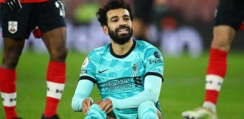 Kriis! Liverpooli ligi neli aastat kestnud seeria sai läbi, Premier League'is on võitmine ära unustatud
