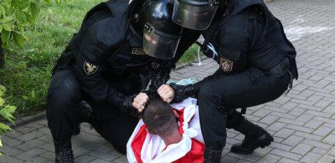 В Латвию на лечение прибыли пострадавшие белорусы