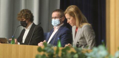 BLOGI JA VIDEO   Kaja Kallas: märts tuleb väga raske. Kõik peavad vähendama kontakte