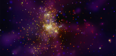 Ülisuurte tähtede lähinaabruses on vähe planeete