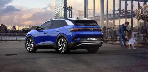 VW vastus Škoda Enyaq iV elektrilisele linnadžiibile: ID.4